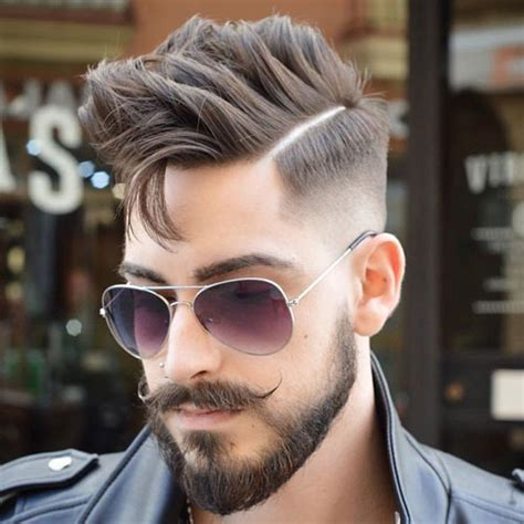 cool hairstyles and beard top 23 beard styles for men in 2018 men s haircuts