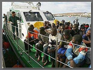 consolato nigeriano la lotteria dell emigrazione