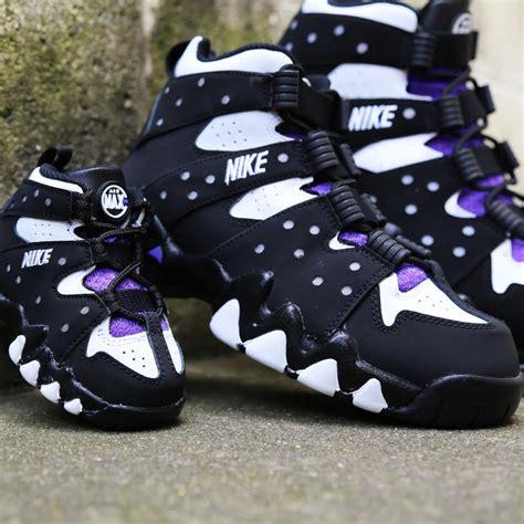 Sneakers Sepatu Nike Armax Transit Purple Grade Original 37 40 nike air max 2 charles barkley 1994 og sole shape