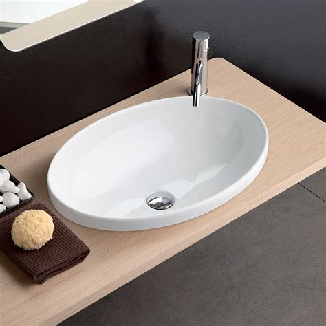 lavello 60 cm lavabo incasso 4 softly 60 cm
