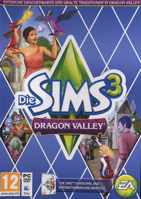 sims dragon valley