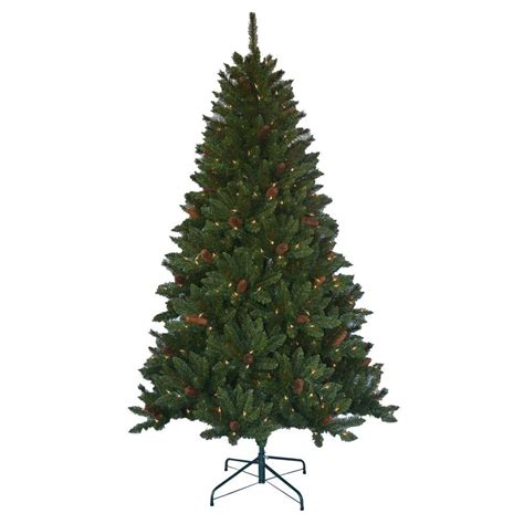 up to 60 off pre lit christmas trees big small 4 7