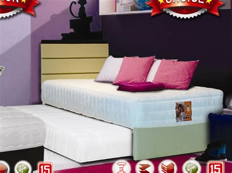 Sofa Bed Superland superland kasur 2 in 1 type superteen kemenangan jaya