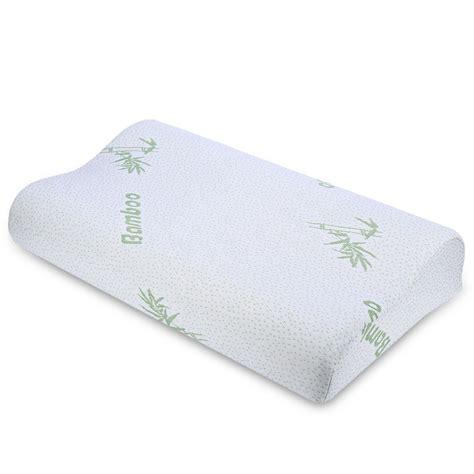 מוצר 2016 original bamboo fiber pillow rebound health care memory foam pillow memory foam