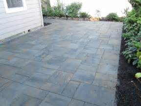 Interlocking Patio Pavers Paver Patios Interlocking Concrete Pavers Contemporary Patio Other Metro By Woody S