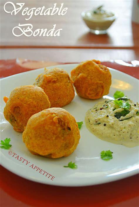 vegetable bonda step by step recipe easy snacks recipes