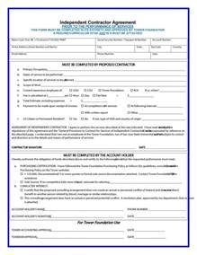 Real Estate Independent Contractor Agreement Template by Real Estate Independent Contractor Agreement Template
