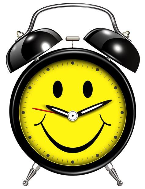 smiling alarm clock png clip best web clipart