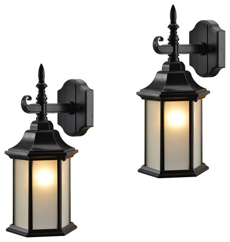 Patio Lights Fixtures Rubbed Bronze Outdoor Patio Porch Exterior Light