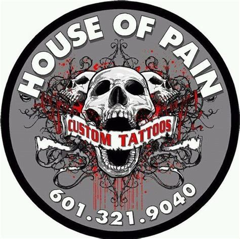house of pain tattoo house of pain tattoo houseofpaintat1 twitter