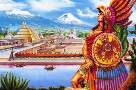 imagenes de paisajes aztecas aztecas organizaci 243 n pol 237 tica y militar socialhizo
