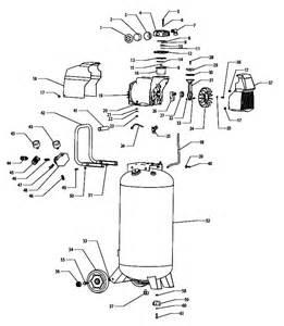wiring diagram for 60 gal kobalt air compressor