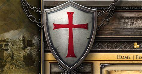 templar knights template
