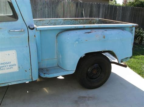 chevy stepside bed for sale 1966 chevy stepside short bed pickup for sale chevrolet