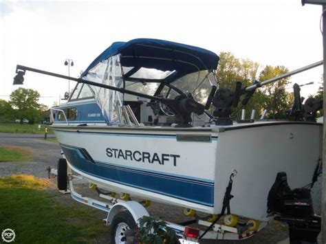 used starcraft fishing boats for sale used starcraft aluminum fish boats for sale boats