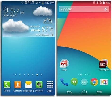 how to screen on android how to add android widgets to your phone s home screen