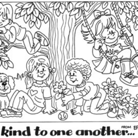 love your enemies page coloring pages