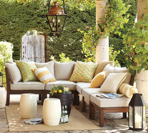 Garden Furniture Decor Delicious Decor Pretty Patios For Summer