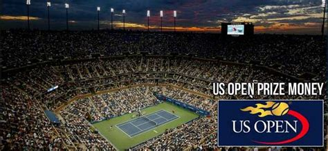Us Open Money Winnings - 2014 us open tennis prize money increased to 38 3 million