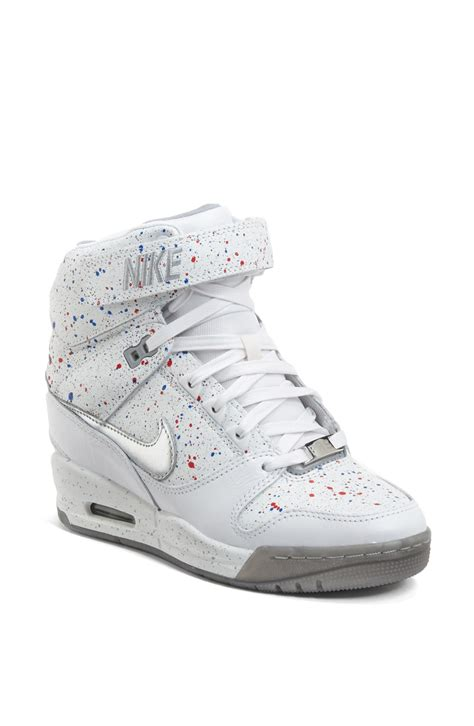 Nike Air Wedges White nike wedge sneaker white 28 images uk sale nike dunk