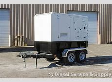Olympian 75 kW Natural Gas - Used Generator Sets 250 Kw Generator Used