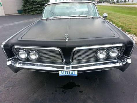 64 Chrysler Imperial by Buy Used 1964 64 Chrysler Imperial Crown 4 Door Hardtop
