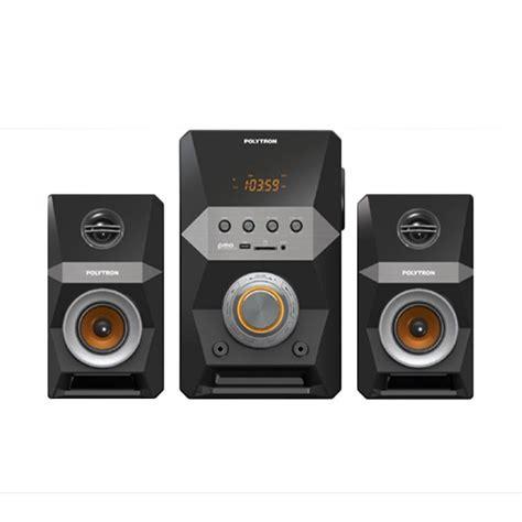 Speaker Aktif Polytron Ada Radio jual polytron pma 9502 multimedia speaker harga