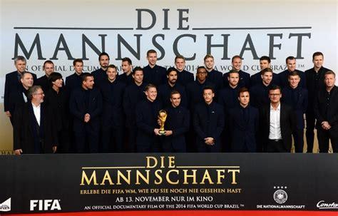 die mannschaft wann im kino dfb fu 223 die mannschaft seit 13 november 2014 im