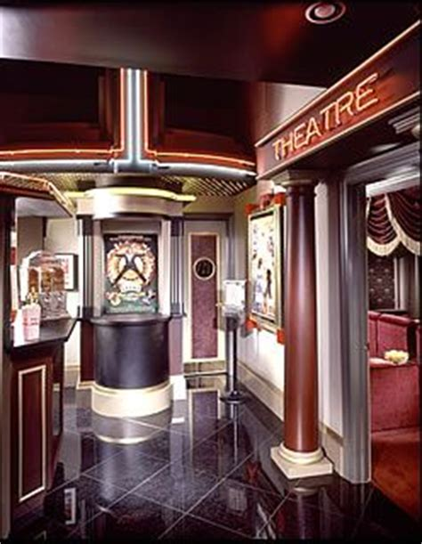 home theaters lobbies  theater  pinterest