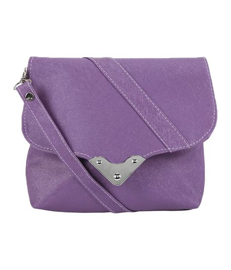 Purple Sling Bag buy admarich purple sling bag at best prices in india