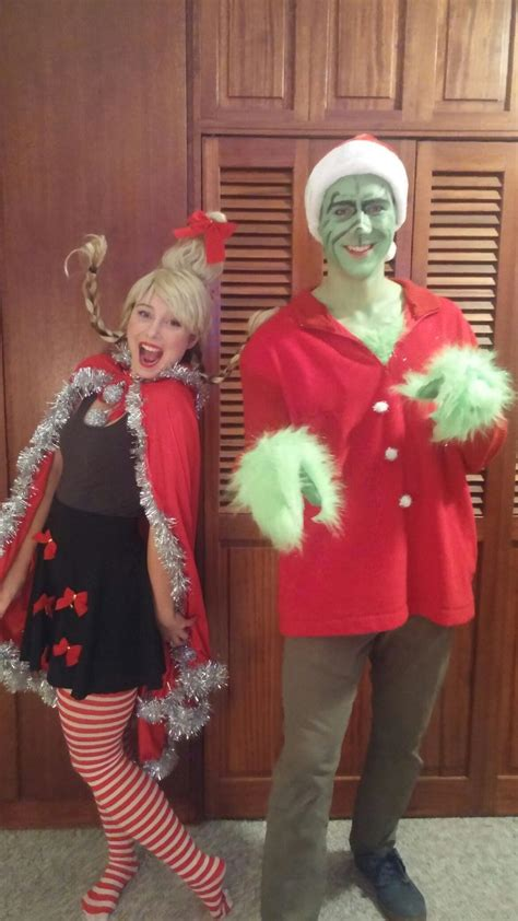 diy grinch and lou who so lou who and the grinch diy costume by bradie jackson costumes