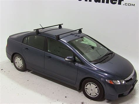 ford fusion roof rack yakima roof rack for 2006 ford fusion etrailer