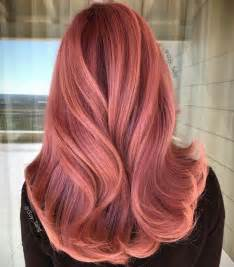 rose gold hair dye dark hair best 25 rose gold hair ideas on pinterest rose hair