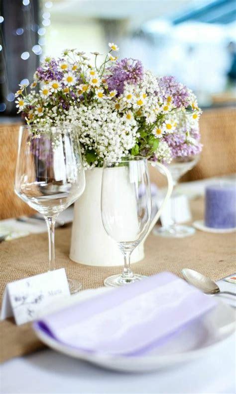 Blumendeko Tisch Hochzeit by Tischdekoration Hochzeit 88 Einzigartige Ideen F 252 R Ihr