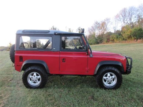 all car manuals free 1995 land rover defender electronic valve timing service manual 1995 land rover defender left wheel house removal purchase used 1995 land