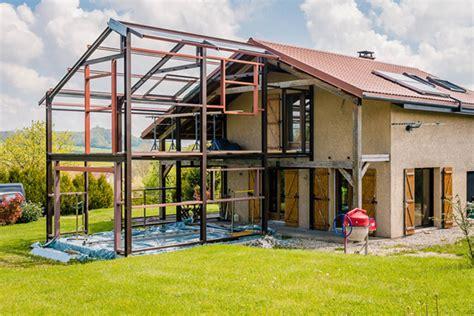 Construction Maison Vosges by Extension De Maison Dans Les Vosges M 233 To Constructions