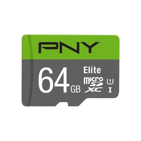 pny 64gb sdxc ebay pny elite 64gb high speed microsdxc class 10 uhs i u3