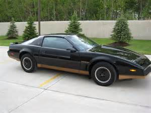 1982 Pontiac Firebird Trans Am 1982 Pontiac Firebird Trans Am Black And Gold Recaro