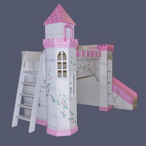 princess loft bed with slide top 71 ideas about colette bed on pinterest twin loft