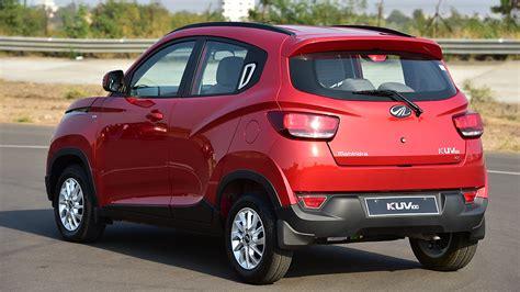 renault kuv mahindra kuv 100 2016 k8 diesel compare car photos overdrive