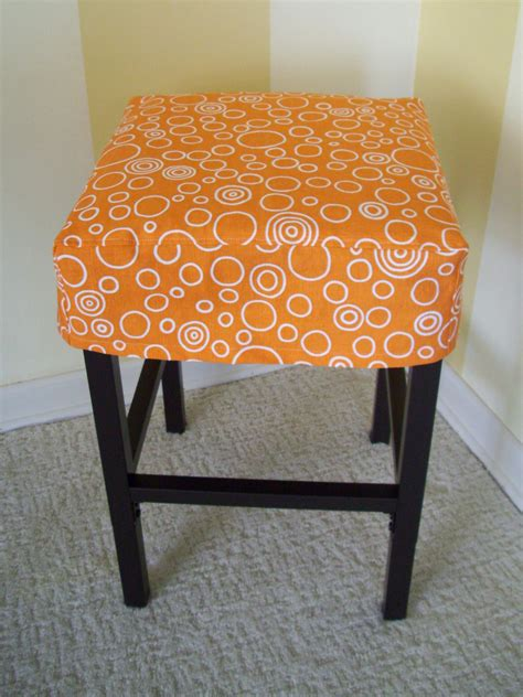 rectangle bar stool covers square barstool slipcover simple bar stool cover