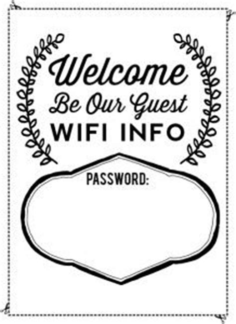 printable free wifi sign 1000 images about wifi printables on pinterest wifi