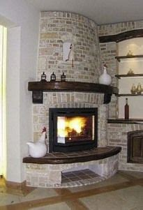 Corner Brick Fireplace by Brick Corner Fireplaces With Mantle Brick Corner Fireplace Accent Walls Corner Fireplaces