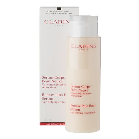 Clarins Renew Plus Serum by Clarins Renew Plus Serum S Of Kensington