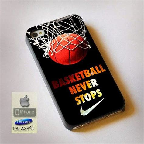 Nike Sport Quote 1 Custom Casing Hardcase Samsung J7 Prime Atau On 7 Never Stop Nike Basketball Print On Plastic For