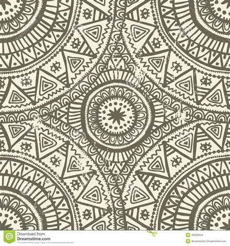 pattern paper buy online india hand drawn shabby indian seamless pattern stock vector