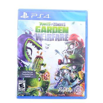 Bd Ps4 Plants Vs Zombies New Reg 3 plants vs zombies garden warfare ps4