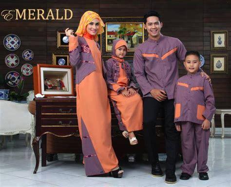 Model Baju Muslim Family Contoh Model Baju Muslim Family Terbaru 2016