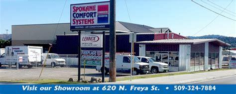 spokane comfort systems about spokane comfort systems inc spokane wa