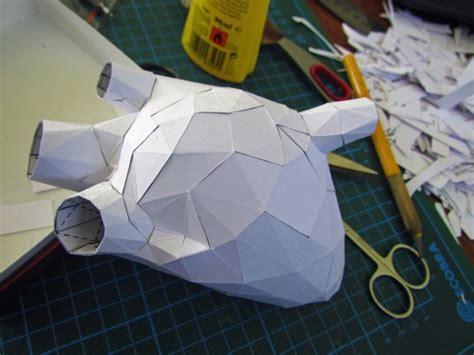 How To Make A 3d Human Out Of Paper - how to make human hearts lungs and guts using only paper